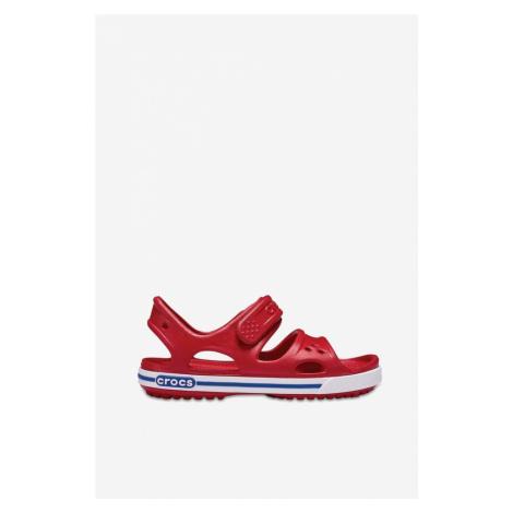 Sandały Crocs Crocband Ii Sandal Ps 14854-6Oe Pepper/blue Jean Pepper/blue Jean