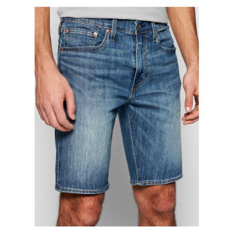 Levi's® Szorty jeansowe 39864-0016 Granatowy Regular Fit Levi´s