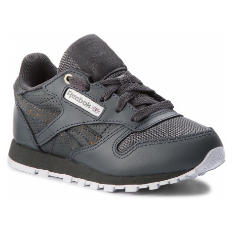 Buty Reebok - Classic Leather CN5161 Marble/Stealth/White