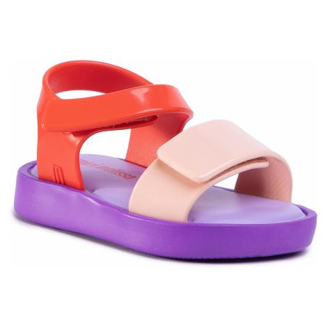 Sandały MELISSA - Mini Melissa Jump Bb 32834 Purple/Red/Pink 53702