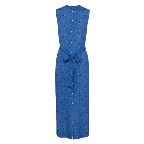 GAP Sukienka koszulowa niebieski / mieszane kolory