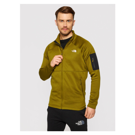 The North Face Bluza Impendor NF0A3L27 Zielony Regular Fit