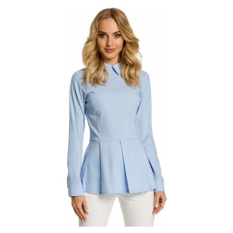 Made Of Emotion Woman's Blouse M339 Light