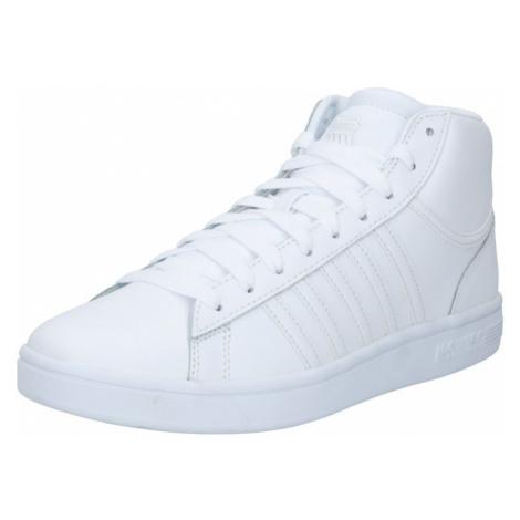 K-SWISS Trampki wysokie biały