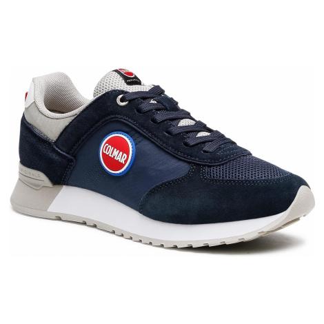 Sneakersy COLMAR - Travis Colors 003 Navy/Lt Gray