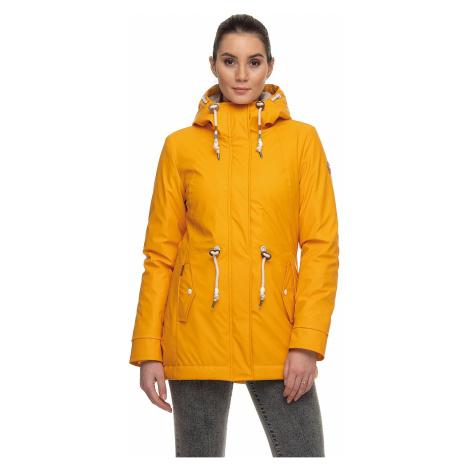kurtka Ragwear Monadis Rainy - 6028/Yellow