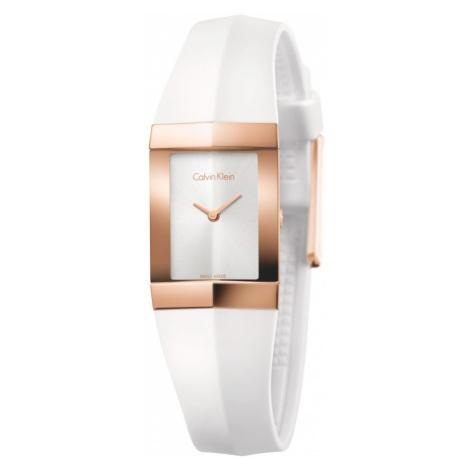 Calvin Klein Shape Zegarek Biały