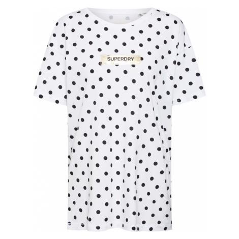 Superdry Koszulka biały