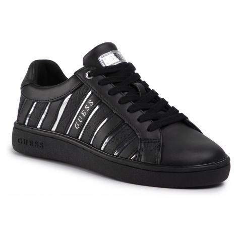Sneakersy GUESS - Bolier FL5BOL ELE12 BLACK/SILVER