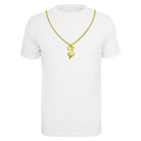 Mister Tee Koszulka 'Roadrunner' biały