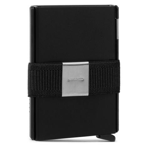 Mały Portfel Męski SECRID - Cardslide CS Black
