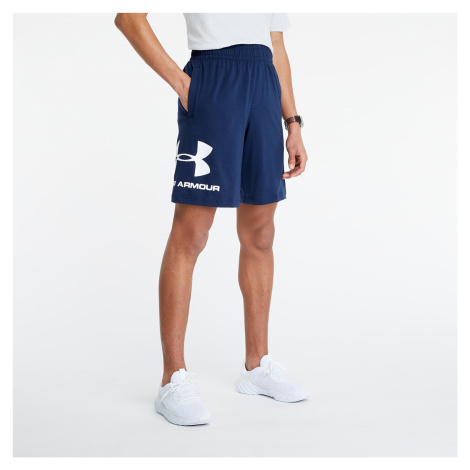 Under Armour Sportstyle Cotton Shorts Navy