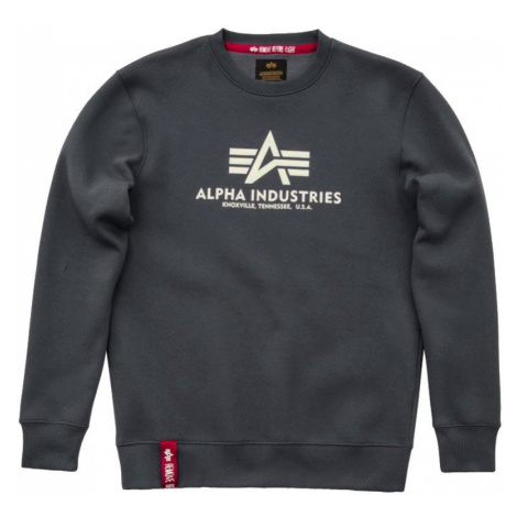 Bluza męska Alpha Industries Basic Sweater 178302 136