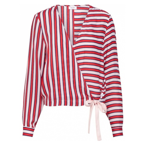 Marc O'Polo DENIM Bluzka czerwony / biały