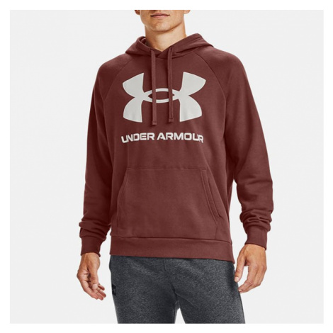 Bluza męska Under Armour Rival Fleece Big Logo Hoodie 1357093 688