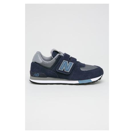 New Balance - Buty dziecięce YV574FND