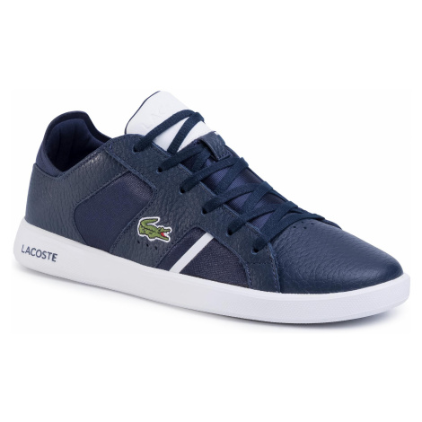 Sneakersy LACOSTE - Novas 120 1 Sma 7-39SMA0010092 Nvy/Wht
