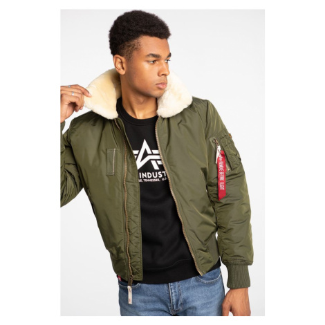 Kurtka Alpha Industries Injector Iii 257 Dark Green
