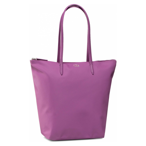 Torebka LACOSTE - Vertical Shopping Bag NF1890PO Meadow Mauve D51