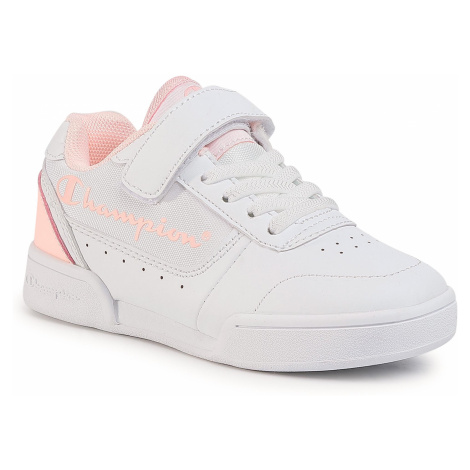 Sneakersy CHAMPION - Court Champ G Ps S31922-S20-WW001 Wht