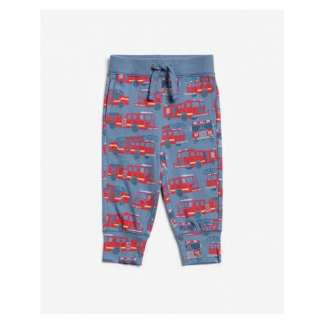 GAP Spodnie dresowe dziecięce Niebieski Czerwony