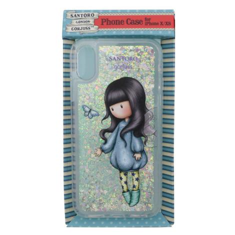 Santoro plastikowe etui na iPhone X/XS Gorjuss Bubble Fairy