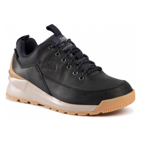 The North Face Sneakersy Back to Berkeley Low Wp NF0A4OBSV541 Granatowy