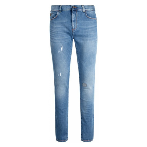 Jeansy Slim Fit Trussardi Jeans
