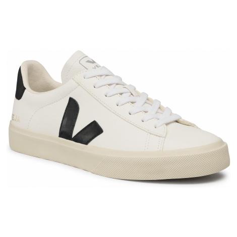 Sneakersy VEJA - Campo Chromefree CP051537 Extra White/Black