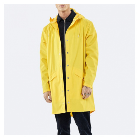 Płaszcz Rains Long Jacket 1202 YELLOW