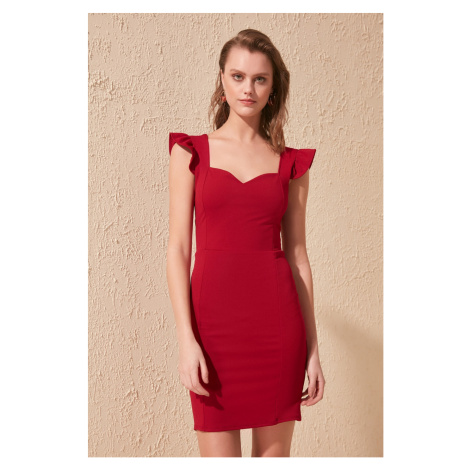 Women's dress Trendyol Frill Detailed