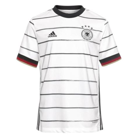 ADIDAS PERFORMANCE Koszulka funkcyjna 'EM 2020 DFB' żółty / ciemnoczerwony / czarny / biały