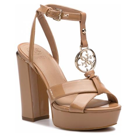 Sandały GUESS - Lovina2 FL6LVA PAF03 DTAN