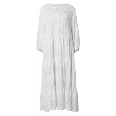 Karo Kauer Sukienka szary / biały