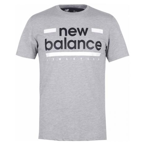 New Balance Mens Line T-Shirt