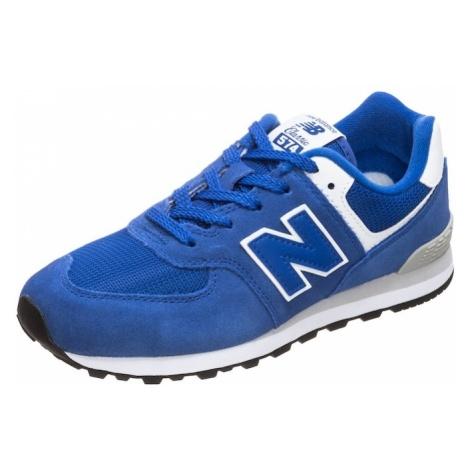 New Balance Buty sportowe 'GC574-M' niebieski / biały