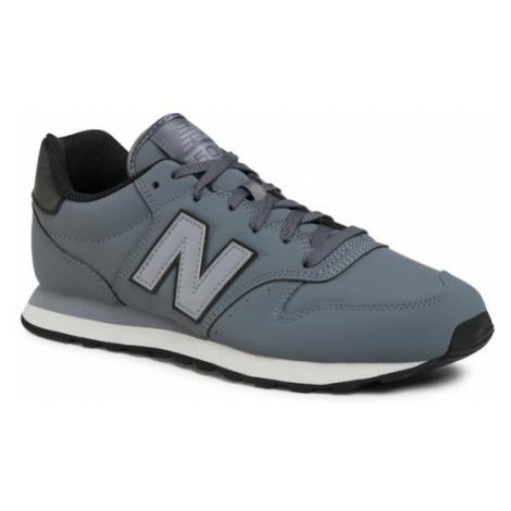 New Balance Sneakersy GM500LB1SZ Szary