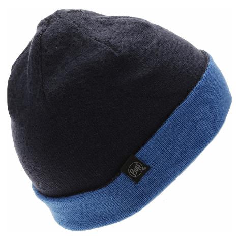 czapka Buff Knitted Dub - 116015/Dark Denim