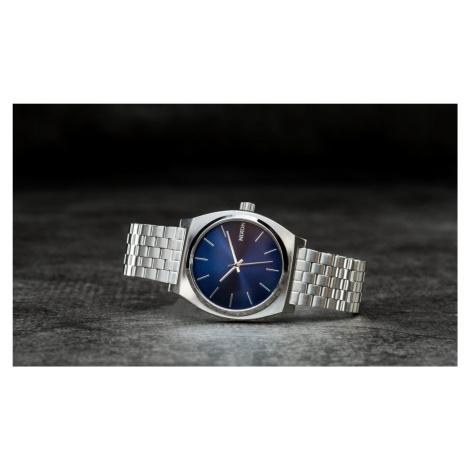 Nixon Time Teller Watch Blue Sunray