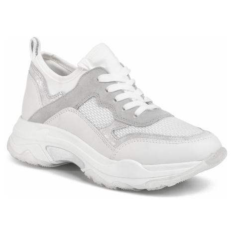 Sneakersy MARCO TOZZI - 2-23775-24 White Comb 197