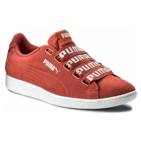 Sneakersy PUMA - Vikky Ribbon Bold 365312 02 Spiced Coral/Spiced Coral
