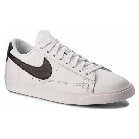 Buty NIKE - Blazer Low Le AA3961 111 White/Black