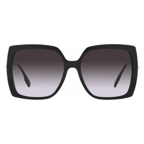 Burberry, Be4332 30018G Okulary przeciwsłoneczne Czarny, female, rozmiary: