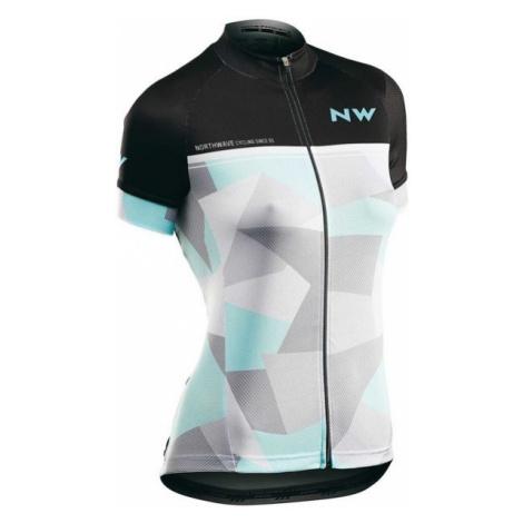 Northwave ORIGIN W czarny - Koszulka rowerowa damska
