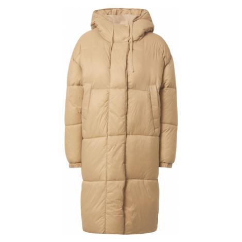 Gina Tricot Płaszcz zimowy beżowy