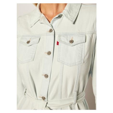 Levi's® Sukienka jeansowa 21973-0000 Niebieski Regular Fit Levi´s