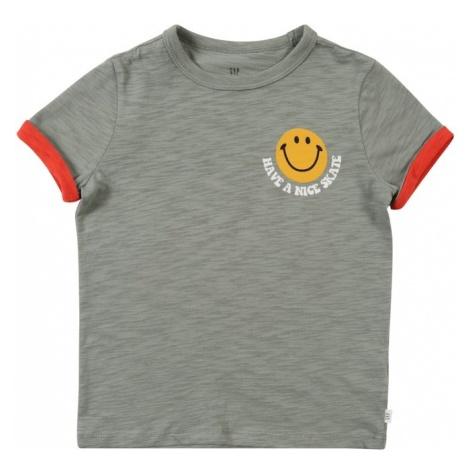 GAP Koszulka 'CC SS DBL SLV' zielony