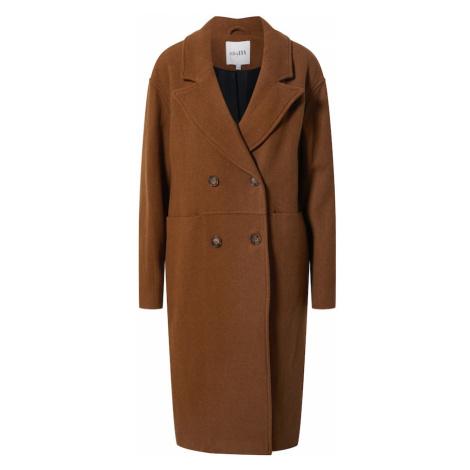 Mbym Płaszcz przejściowy brązowy