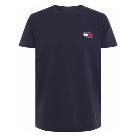 Tommy Jeans Koszulka ciemny niebieski Tommy Hilfiger