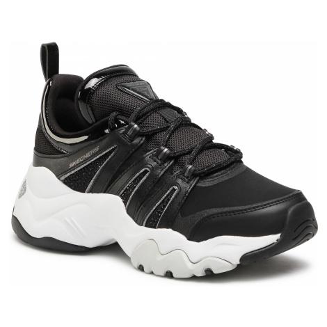 Damskie obuwie sneakers Skechers
